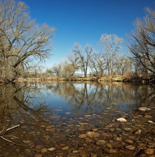 Poudre River. © ninebarkimagery.com